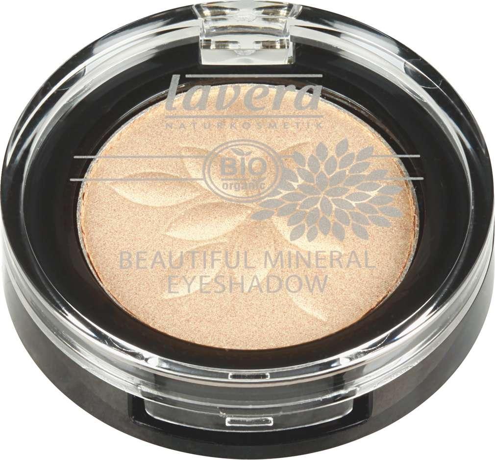 Abbildung des Sortimentsartikels Lavera Beautiful Mineral Eyeshadow Golden Glory 01
