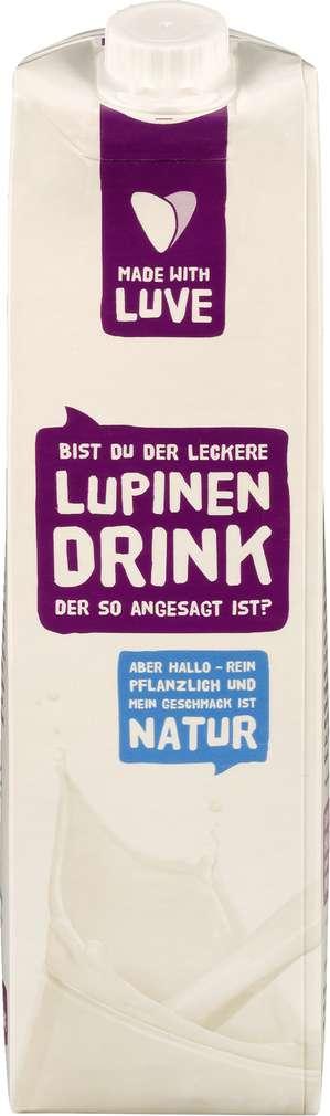 Abbildung des Sortimentsartikels Prolupin Lupinendrink Natur, vegan 1,0l