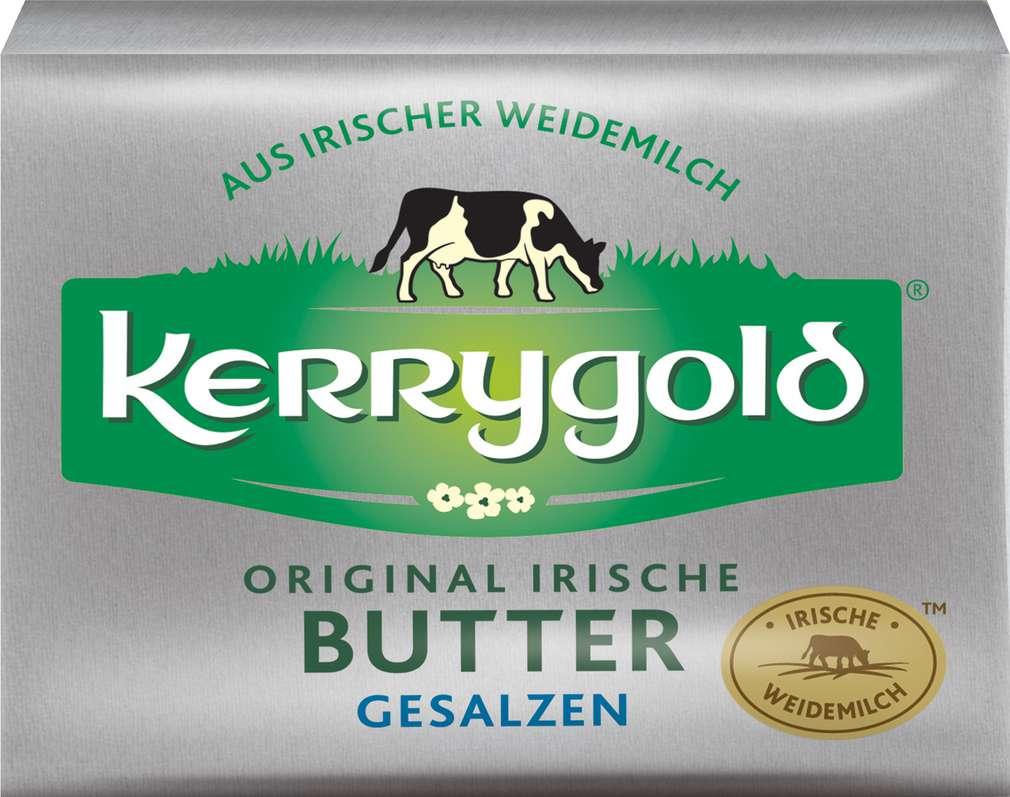 Abbildung des Sortimentsartikels Kerrygold Original irische Butter gesalzen 250g