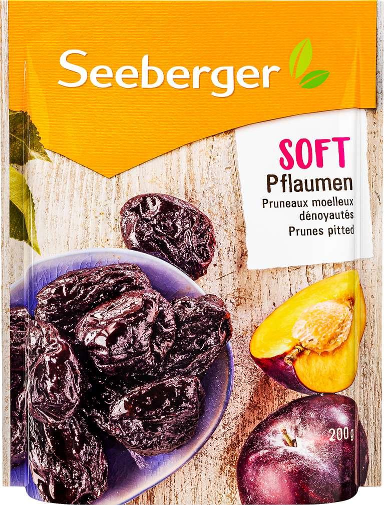 Abbildung des Sortimentsartikels Seeberger Soft-Pflaumen 200g