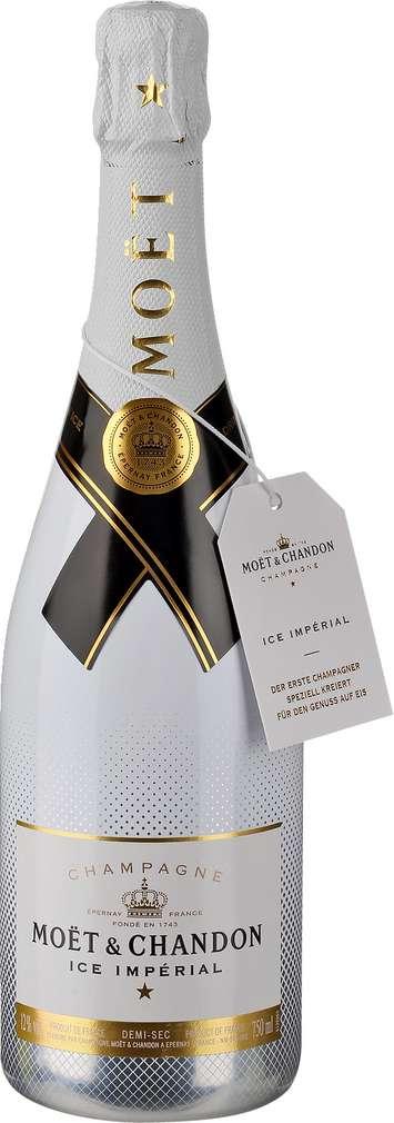 Abbildung des Sortimentsartikels Moët & Chandon Champagner Ice Impérial 0,75l