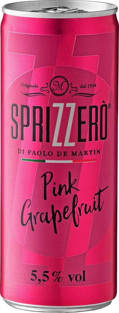 Abbildung des Sortimentsartikels Mumm Sprizzero Secco Pink Grapefruit 0,25l