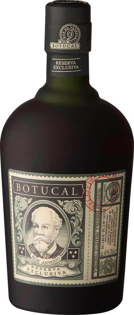 Abbildung des Sortimentsartikels Botucal Reserva Exclusiva Rum 0,7l