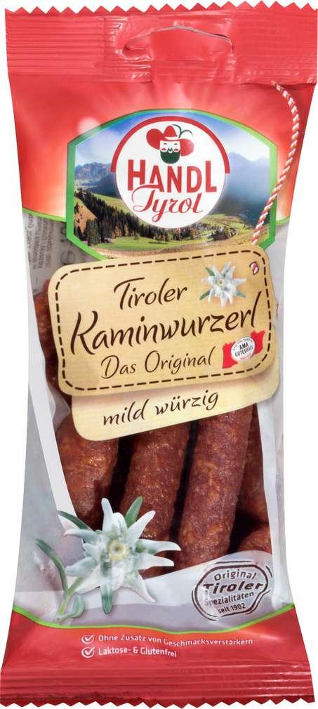 Abbildung des Sortimentsartikels Handl Tiroler Kaminwurzerl 100g