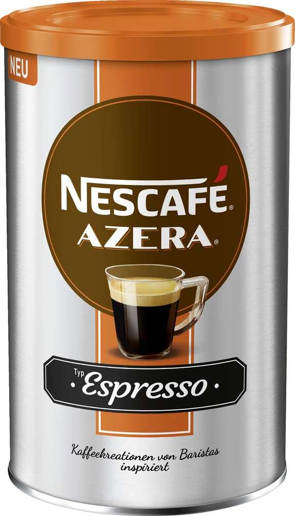 Abbildung des Sortimentsartikels Nescafé Azera Instant Espresso 100g