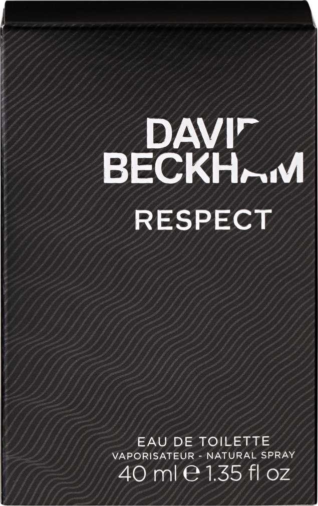 Abbildung des Sortimentsartikels David Beckham Respect Eau de Toilette 40ml