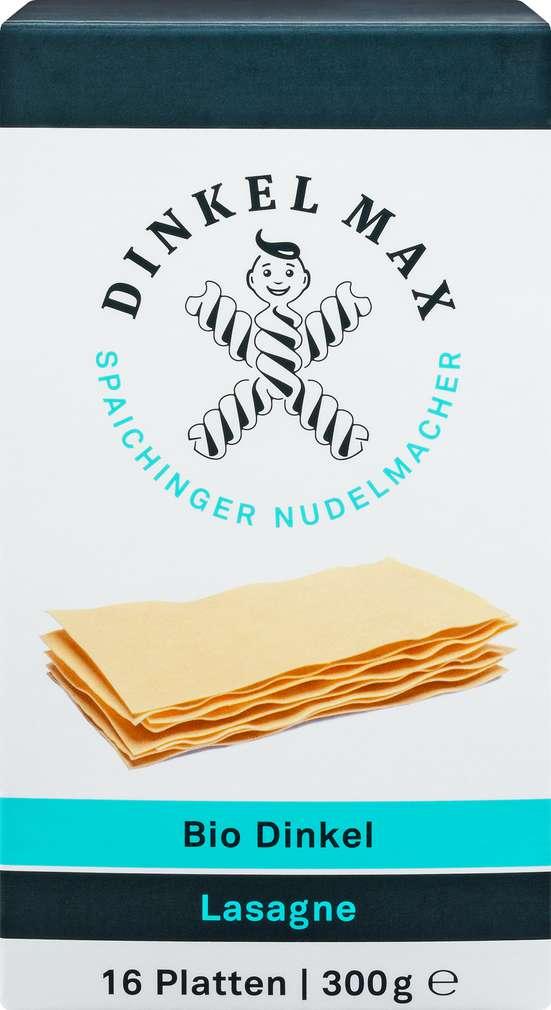 Abbildung des Sortimentsartikels Dinkel Max Bio-Dinkel-Lasagne 300g