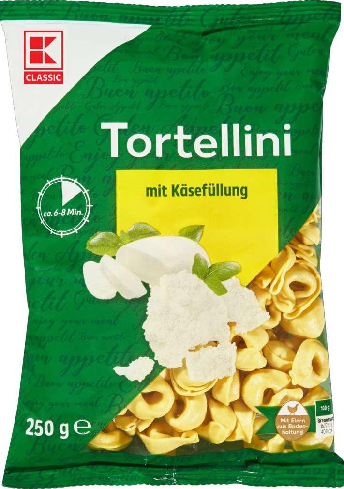 Abbildung des Sortimentsartikels K-Classic Tortellini Käsefüllung 250g