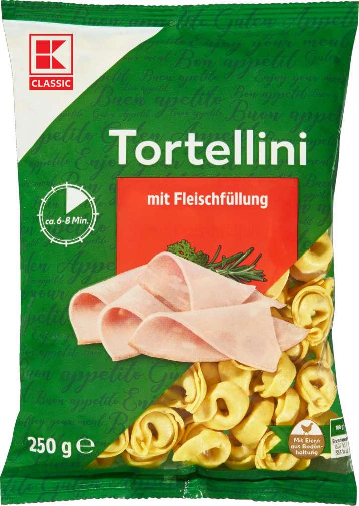Abbildung des Sortimentsartikels K-Classic Tortellini Fleischfüllung 250g