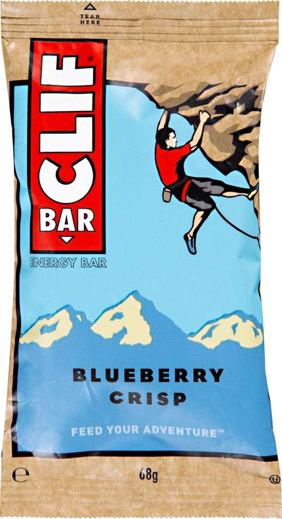 Abbildung des Sortimentsartikels Clif Bar Energieriegel Blueberry Crisp 68g