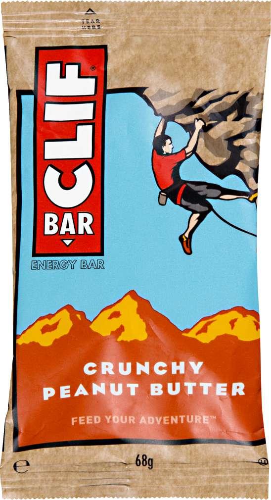 Abbildung des Sortimentsartikels Clif Bar Energieriegel Crunchy Peanut Butter 68g