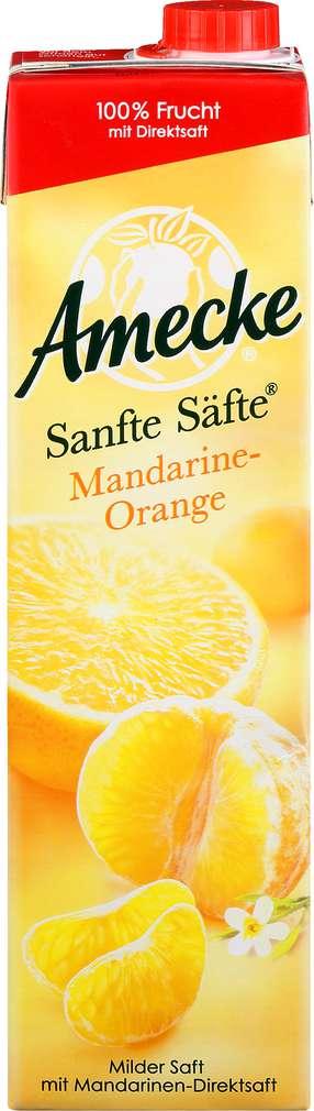 Abbildung des Sortimentsartikels Amecke Sanfte Säfte Mandarine–Orange 1l