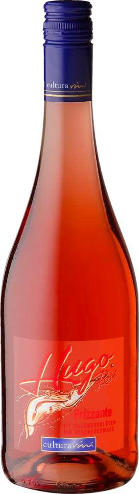Abbildung des Sortimentsartikels Cultura Vini Hugo rosé 0,75l