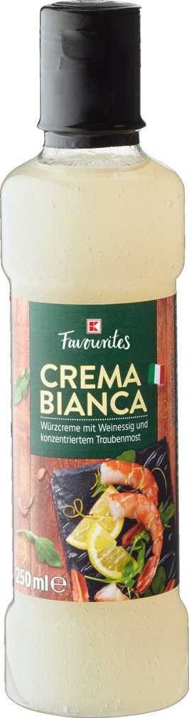 Abbildung des Sortimentsartikels K-Favourites Condimento Bianco Creme 250ml