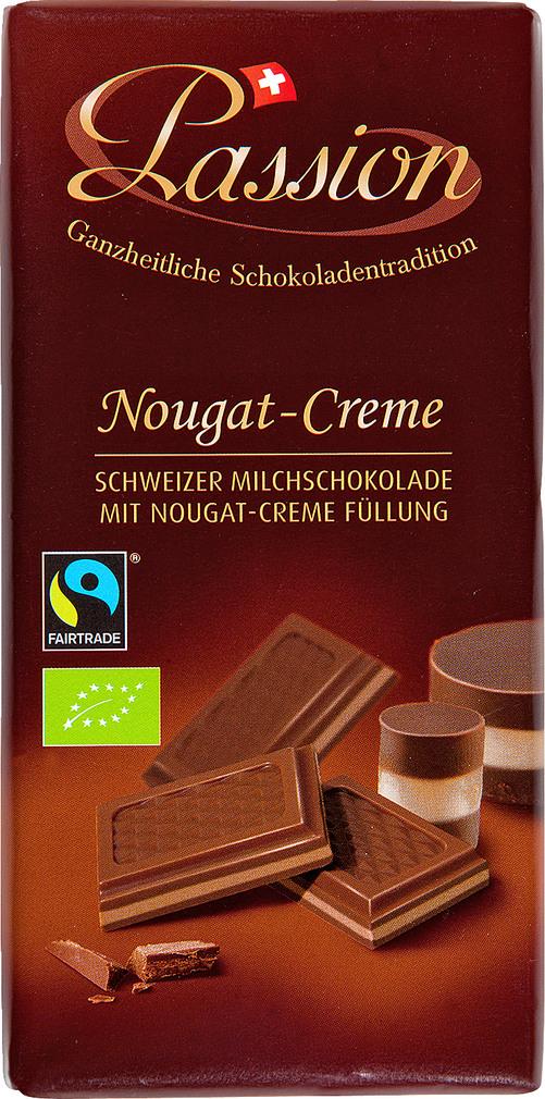 Abbildung des Sortimentsartikels Passion Nougat-Creme 100g