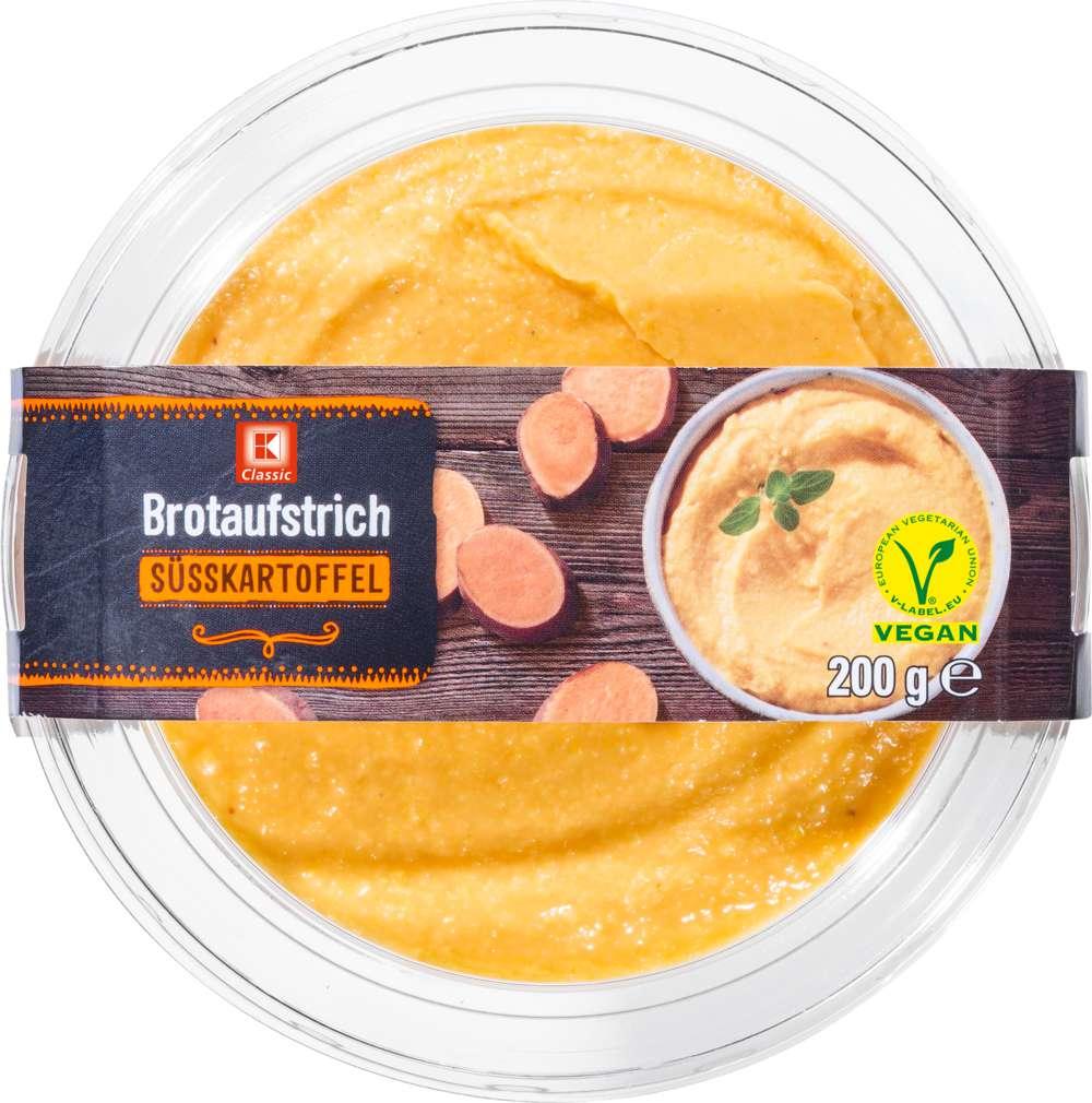 Abbildung des Sortimentsartikels K-Classic Brotaufstrich Süßkartoffel 200g