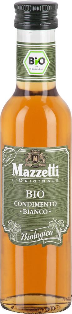 Abbildung des Sortimentsartikels Mazzetti Bio Condimento Bianco 250ml