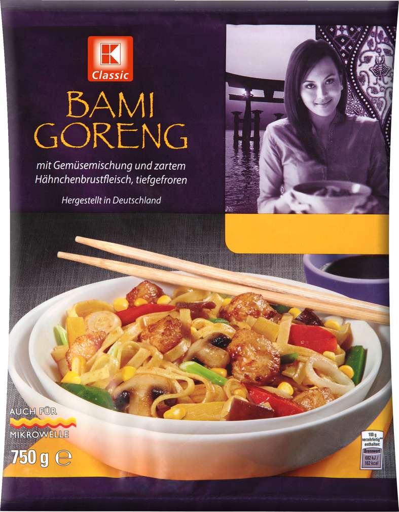 Abbildung des Sortimentsartikels K-Classic Bami Goreng 750g