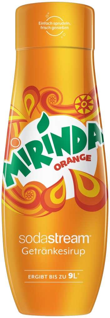 Abbildung des Sortimentsartikels SodaStream Sirup Mirinda 440ml