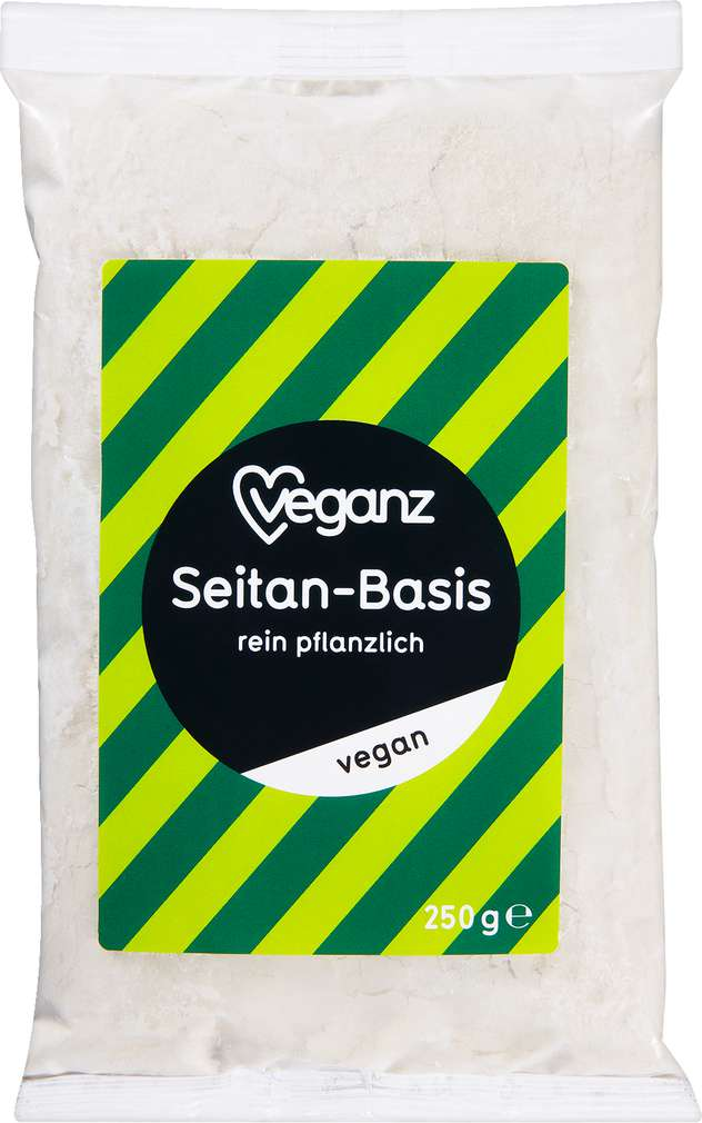 Abbildung des Sortimentsartikels Veganz Seitan-Basis 250g