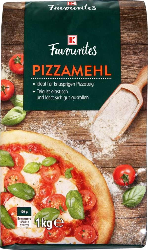 Abbildung des Sortimentsartikels K-Favourites Pizzamehl 1kg