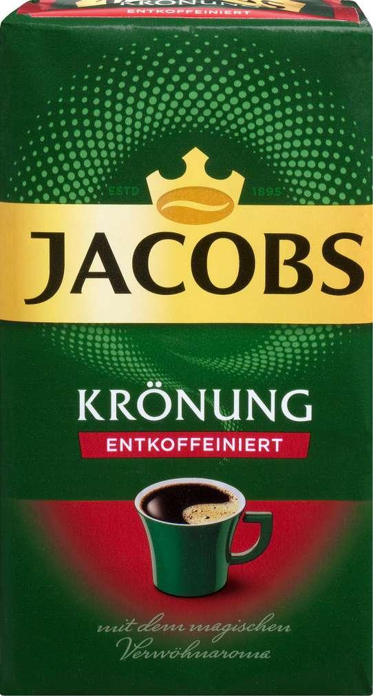 Abbildung des Sortimentsartikels Jacobs Krönung Entkoffeiniert 500g
