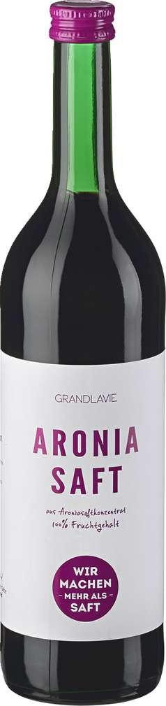 Abbildung des Sortimentsartikels Grandlavie Aronia-Saft 0,75l