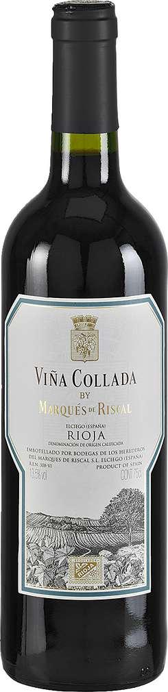 Abbildung des Sortimentsartikels Marques de Riscal Rioja DOC 0,75l