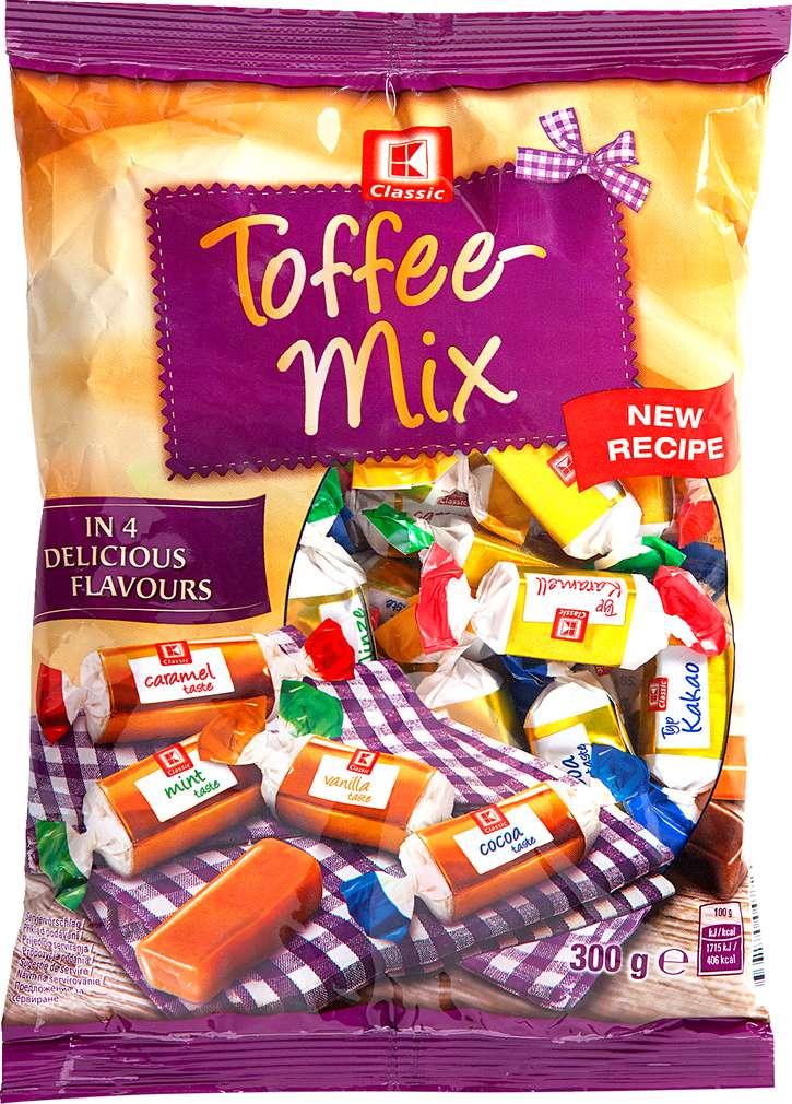 Abbildung des Sortimentsartikels K-Classic Toffee-Mix 300g