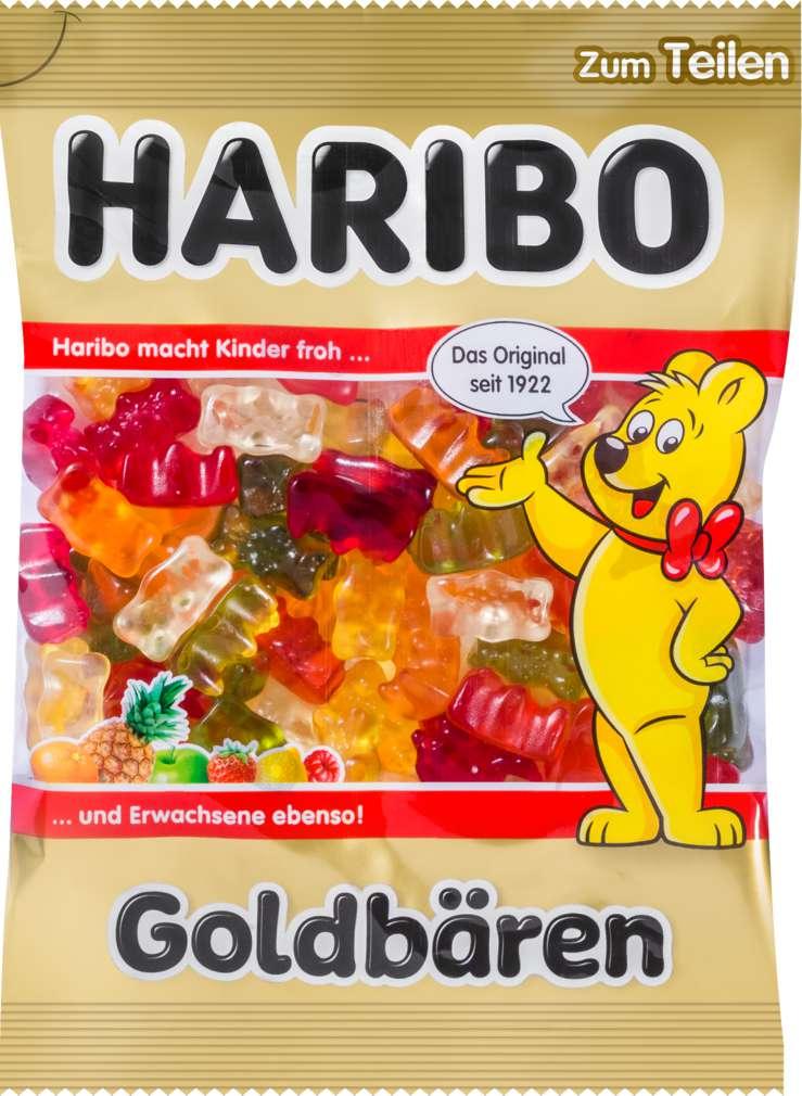 Abbildung des Sortimentsartikels Haribo Goldbären 200g