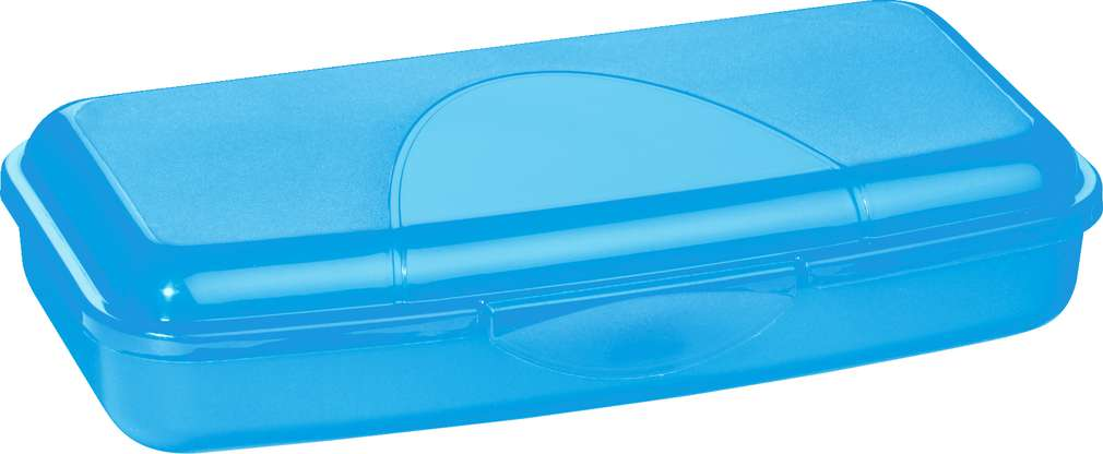 Abbildung des Sortimentsartikels K-Classic Snackbox blau