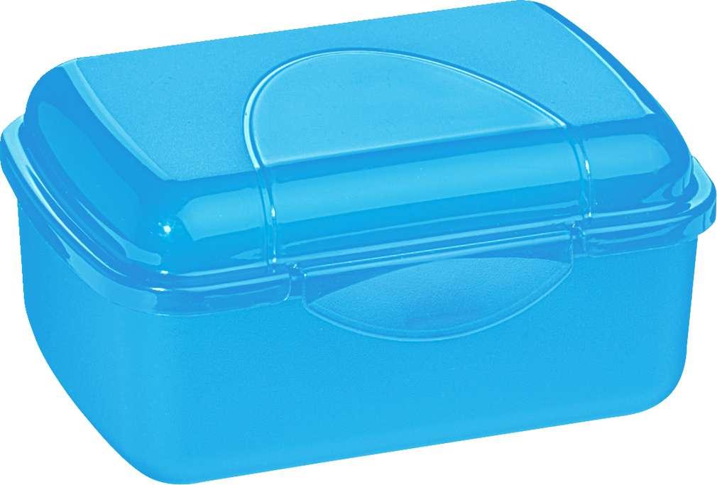 Abbildung des Sortimentsartikels K-Classic Snack Box mini blau