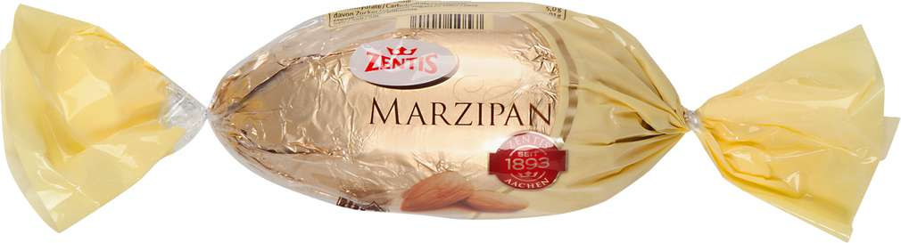 Abbildung des Sortimentsartikels Zentis Marzipan-Ei 175g