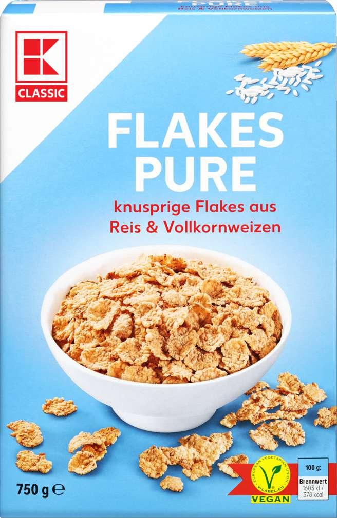 Abbildung des Sortimentsartikels K-Classic Good Morning-Flakes Natur 750g