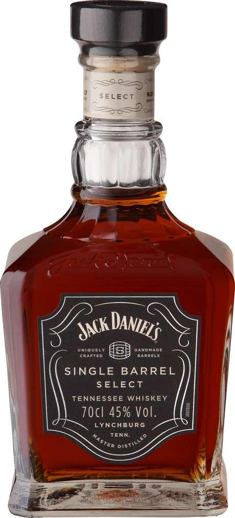 Abbildung des Sortimentsartikels Jack Daniel's Single Barrel Select 0,7l