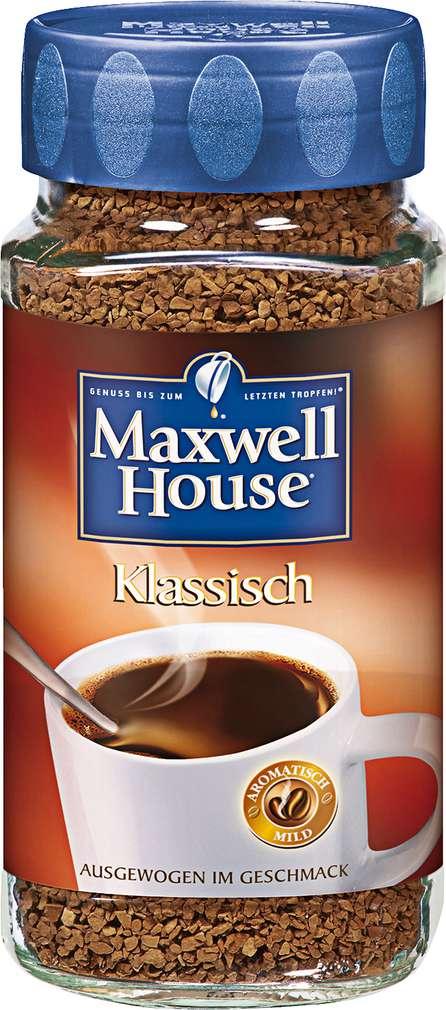 Abbildung des Sortimentsartikels Maxwell House Klassisch 200g