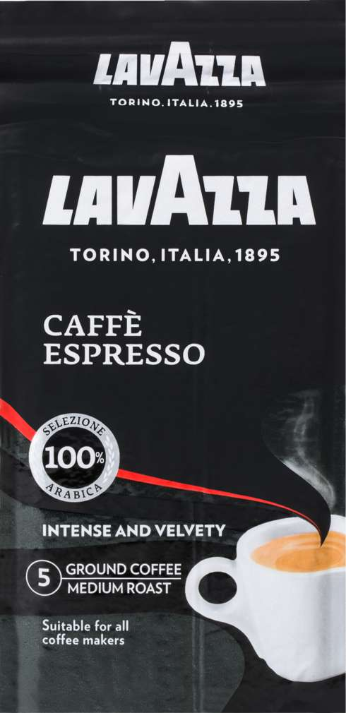 Abbildung des Sortimentsartikels Lavazza Caffè Espresso 250g