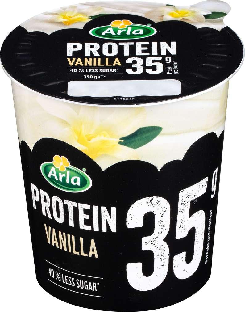 Abbildung des Sortimentsartikels Arla Joghurt Protein Vanilla lf 350g
