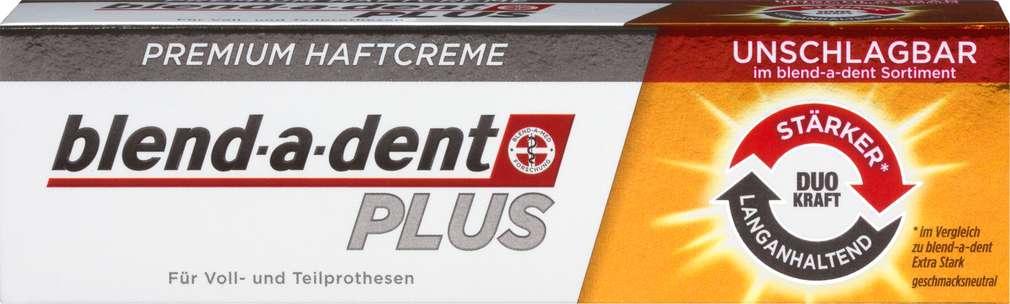 Abbildung des Sortimentsartikels Blend-a-dent Plus Premium Haftcreme 40g