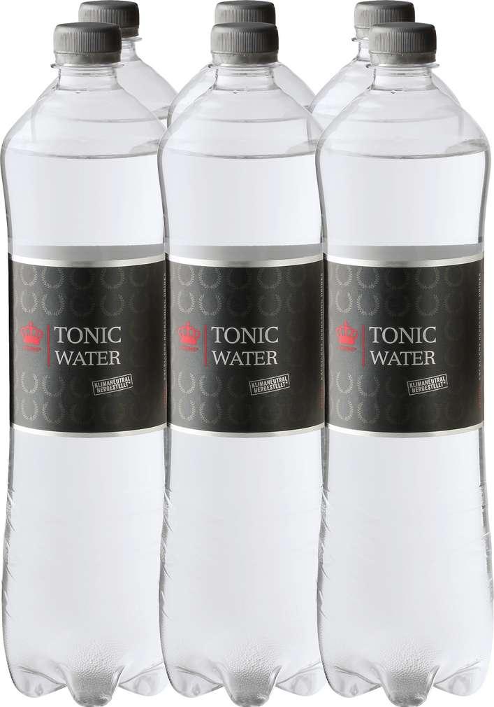 Abbildung des Sortimentsartikels 4Kings Tonic Water 6x1l