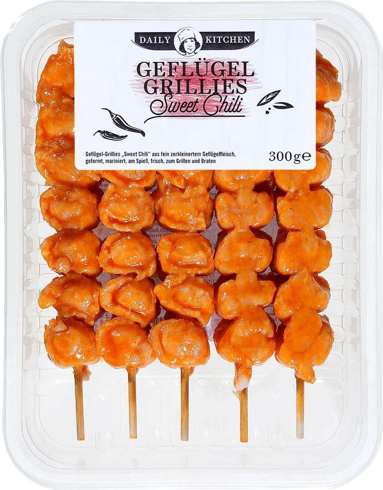 Abbildung des Sortimentsartikels SK Meat Geflügel Grillies Sweet Chilli 300g