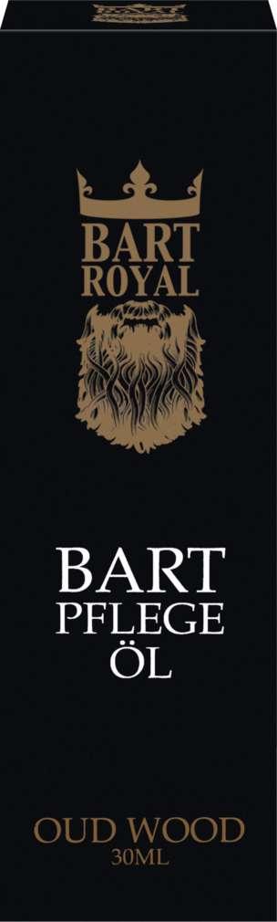 Abbildung des Sortimentsartikels Bart Royal Bartöl 30ml