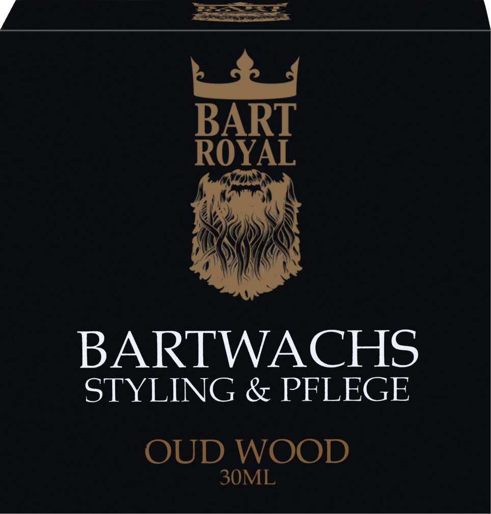 Abbildung des Sortimentsartikels Bart Royal Bartwachs 30ml