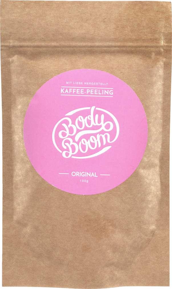 Abbildung des Sortimentsartikels Body Boom Coffee Scrub Original 100g