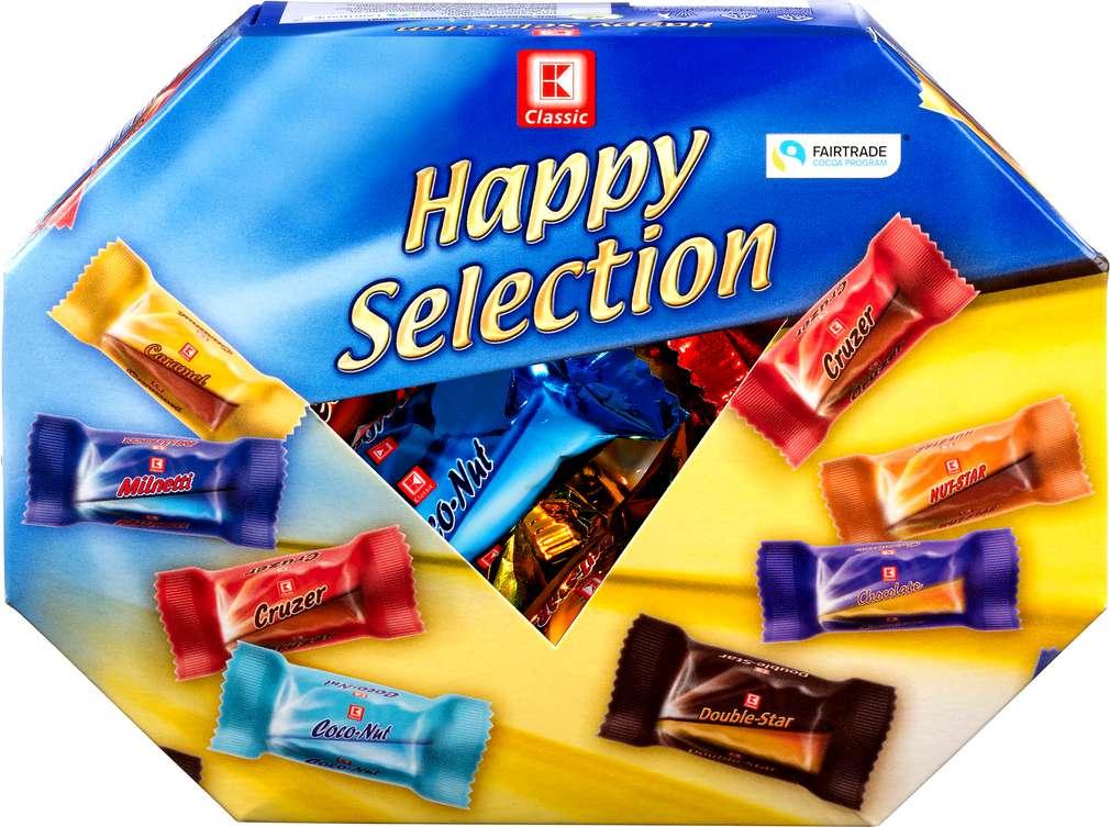 Abbildung des Sortimentsartikels K-Classic Happy Selection 250g