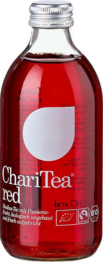 Abbildung des Sortimentsartikels ChariTea red 0,33l