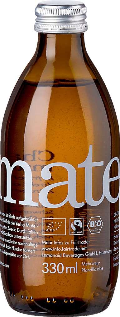 Abbildung des Sortimentsartikels ChariTea Mate 0,33l