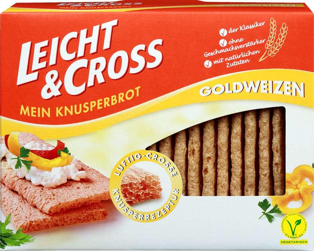 Abbildung des Sortimentsartikels Leicht & Cross Weizen 125g