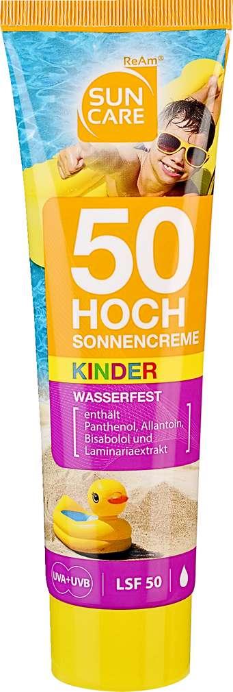 Abbildung des Sortimentsartikels Sun Care Sonnenmilch Kids LSF50 150ml
