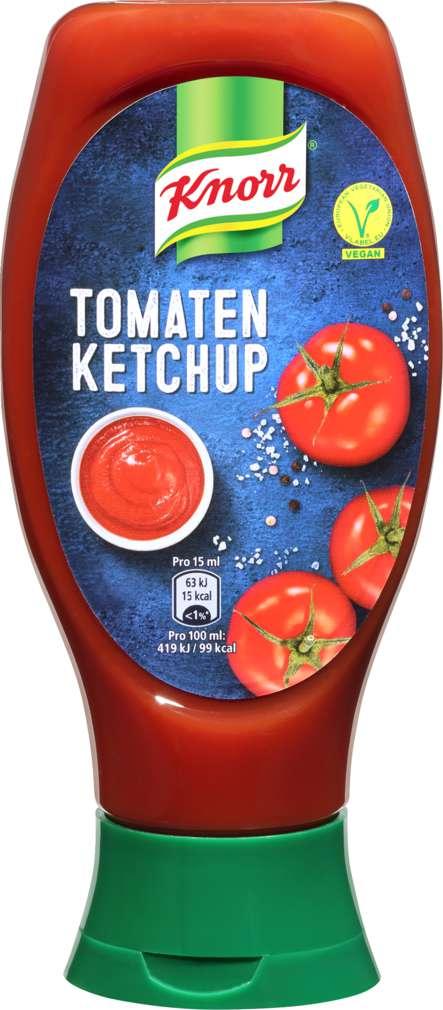 Abbildung des Sortimentsartikels Knorr Tomaten Ketchup 430ml